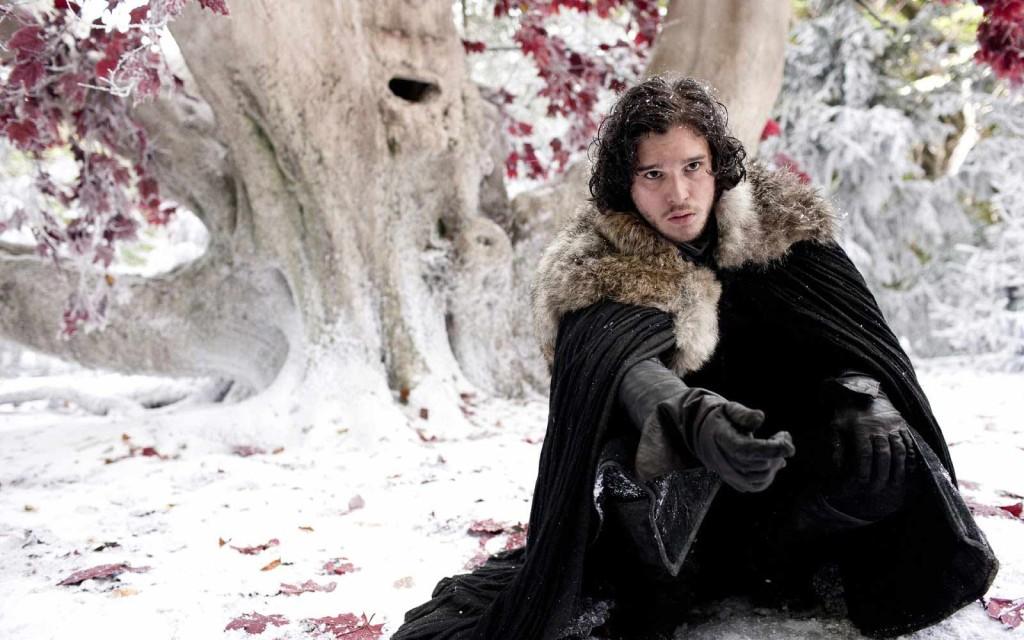 #4. Jon Snow elegido comandante