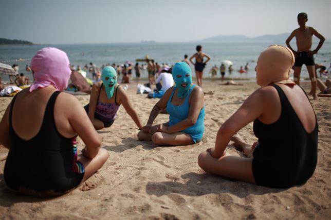 #3 Máscaras anti-sol