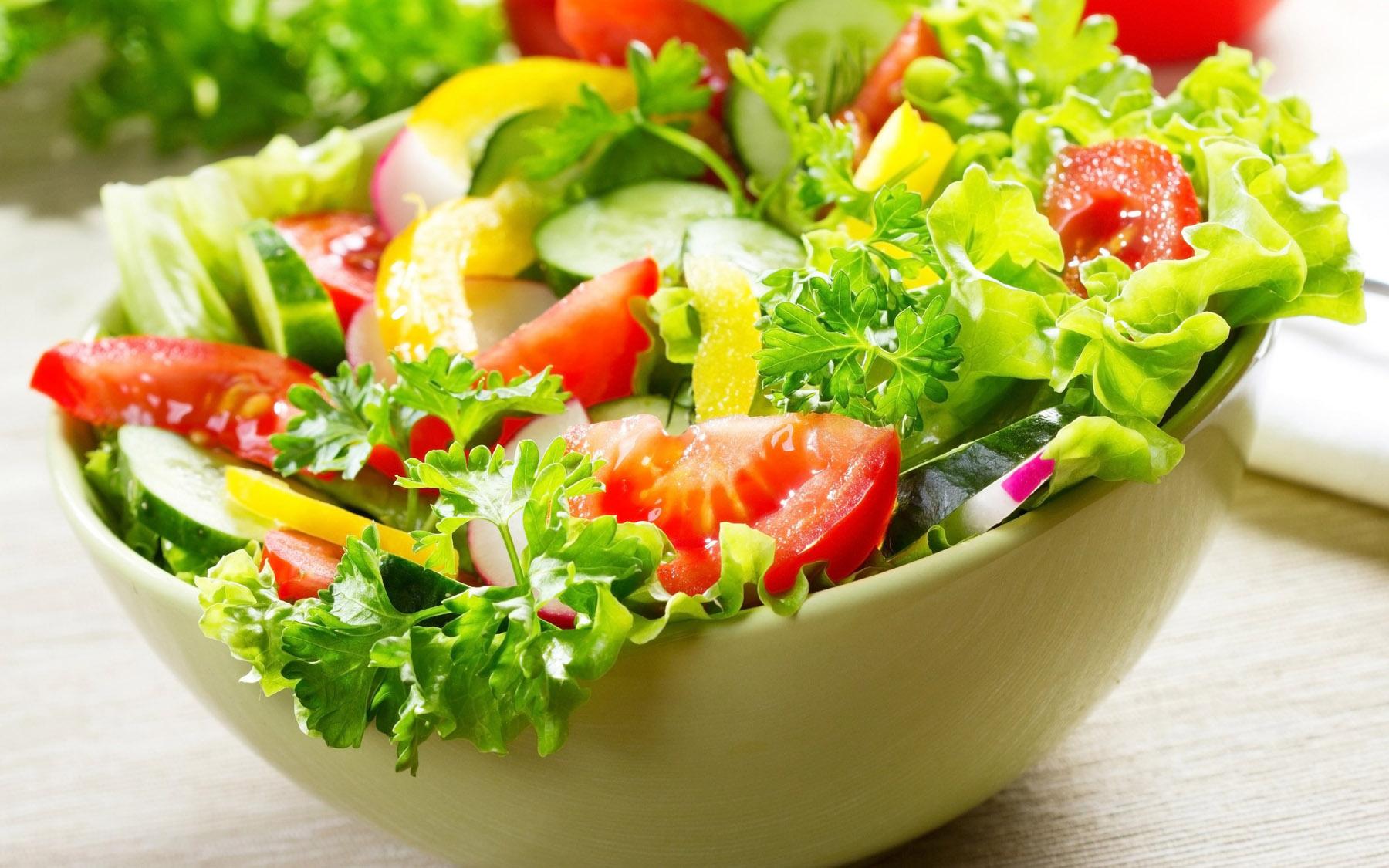 beneficios de comer ensaladas