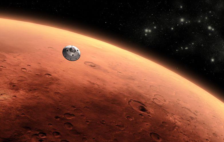Problemas de adaptación en Marte