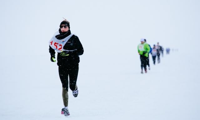 Maraton del Hielo en Lago Baikal - Fotografía: Harry Engels / www.harryengels.com