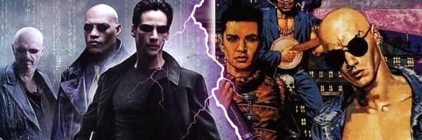 The Matrix y el comic The Invisibles