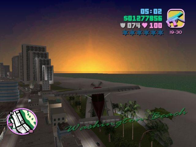 GTA 3 - el GTA - Vice City un clásico lanzado allá en el año 2002