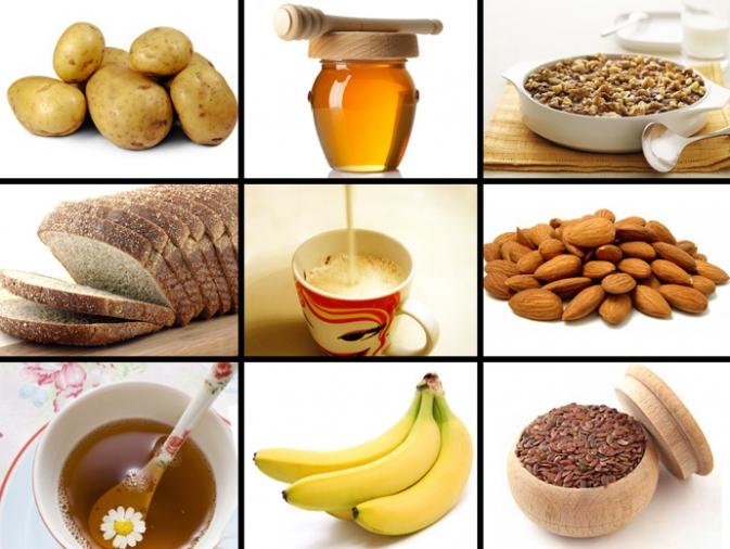 alimentos que te ayudan a dormir mejor