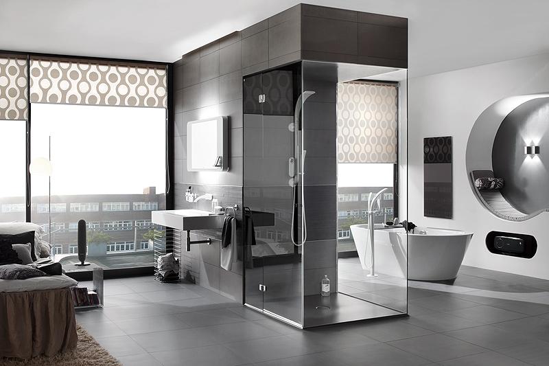 el baño se convertirá en el elemento central del cuidado personal