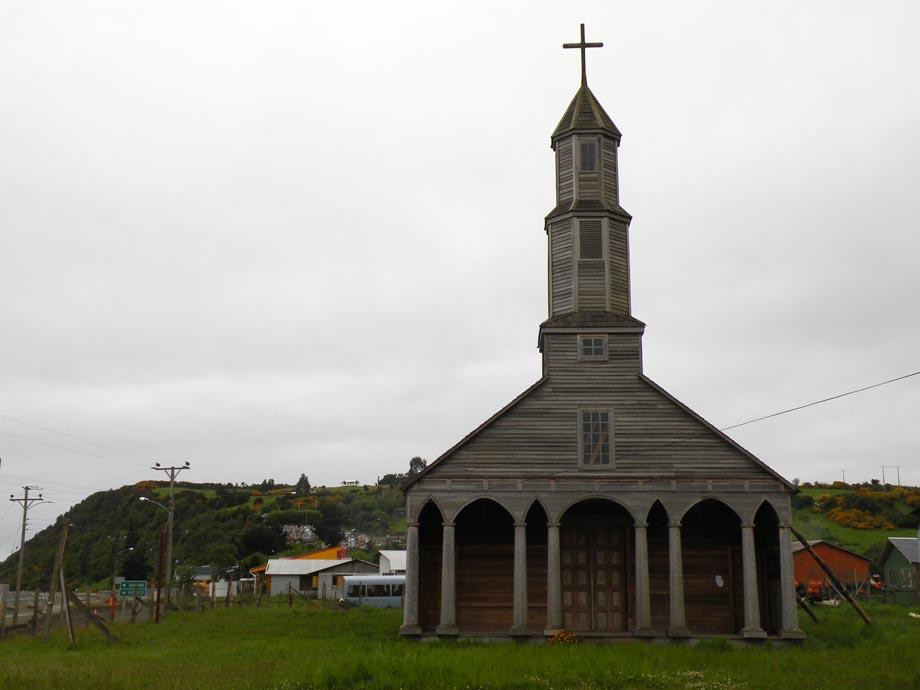 Iglesia de Aldachildo