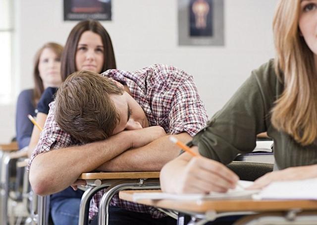 dormir bien antes de un examen puede aumentar tu rendimiento