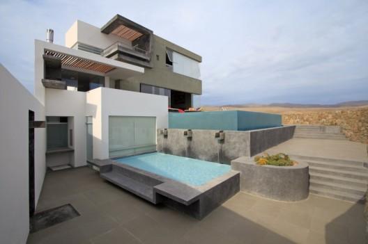 Una vivienda en Lima