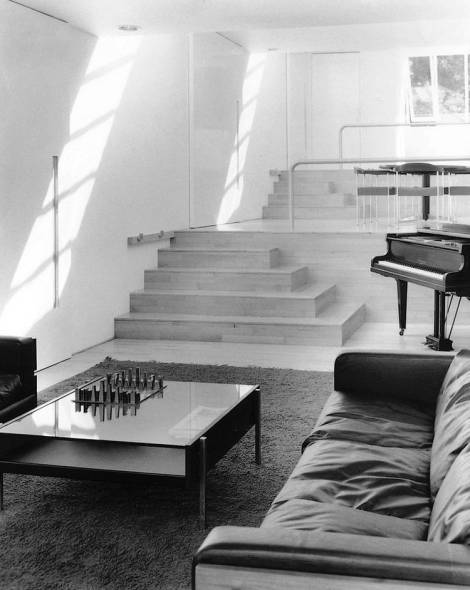 Jaffe House, de Norman Foster