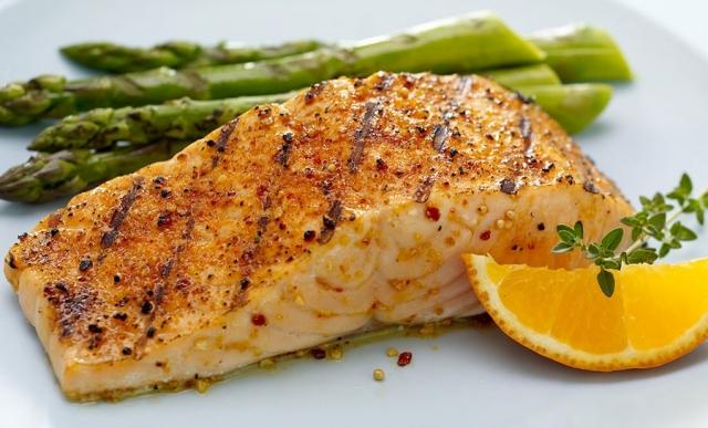 Come pescado para vivir más tiempo
