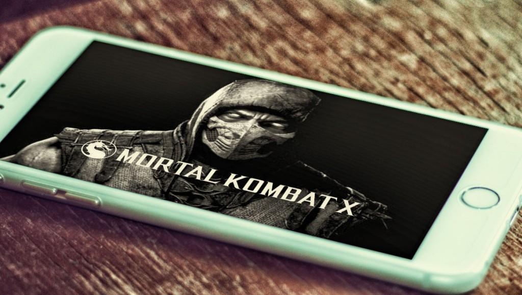Novedades de Mortal Kombat X para iOS y Android