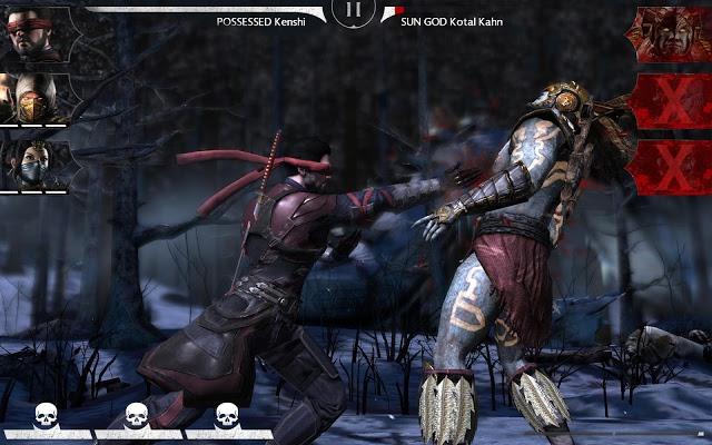 Mortal Kombat X para iOS y Android