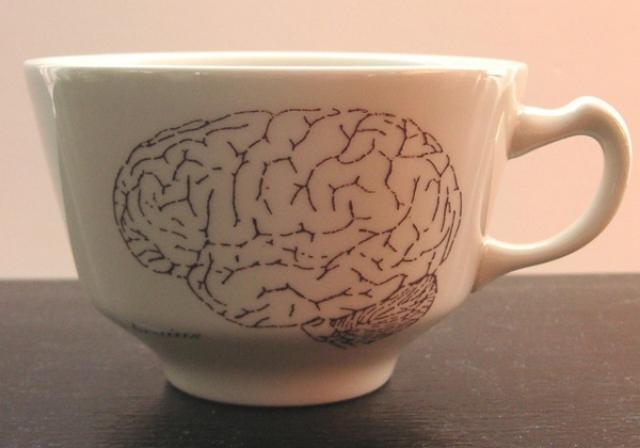 efectos del te al cerebro