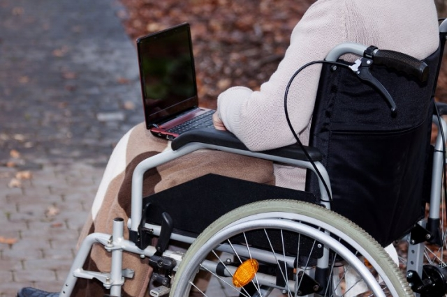internet para personas discapacidad