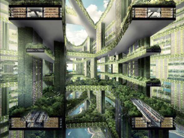 Logistic City, Shenzhen, China