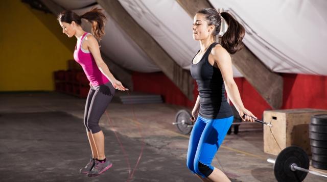 #2 Hacer ejercicio con tu mejor amiga