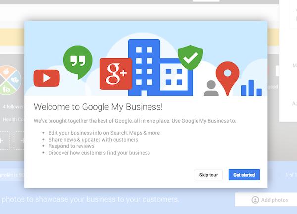 Qué es Google mi negocio