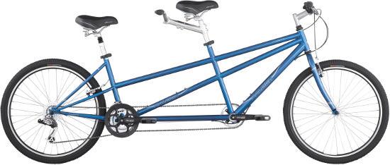 Bicicletas Tandem