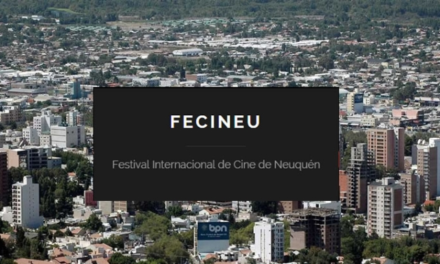 FECINEU festival de cine argentina neuquen