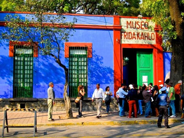 museo frida casa azul