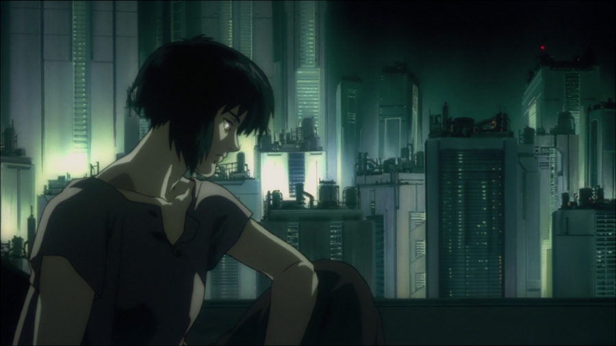 1 Ghost in the shell