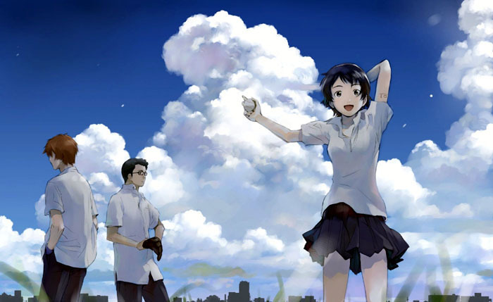 """The Edge of Tomorrow"" y ""The Girl who Leapt Through Time"""