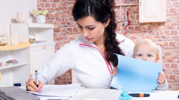Cinco ventajas de ser madre y tener trabajo