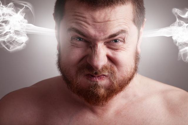 controlar la ira fisicamente salud mental