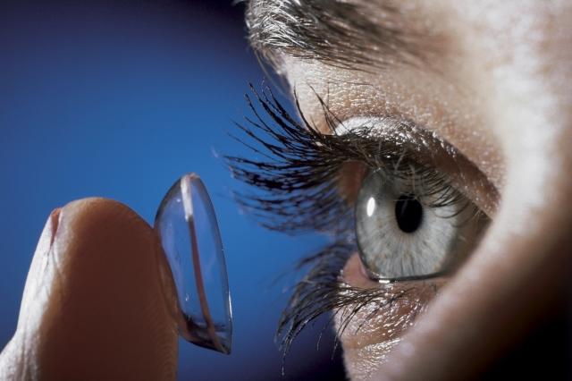 lentes de contacto correcto uso infecciones oculares salud