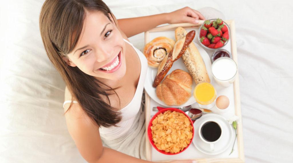 #3 Toma un buen desayuno