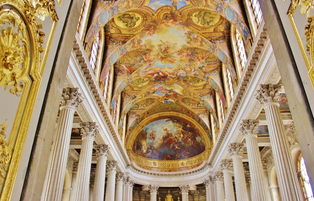 #3. El palacio de Versailles