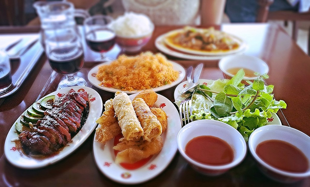 3. No pruebes comidas exóticas todos los días