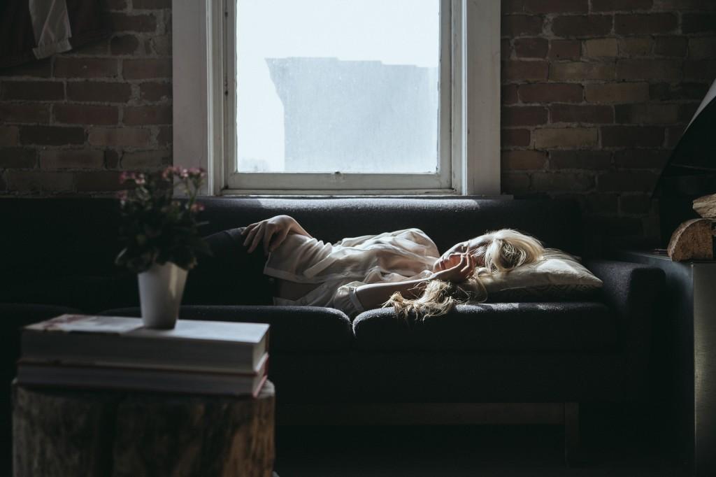 4. Experimentas un fuerte cansancio