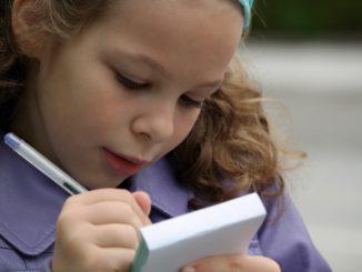 Divertidas aplicaciones infantiles para aprender a escribir