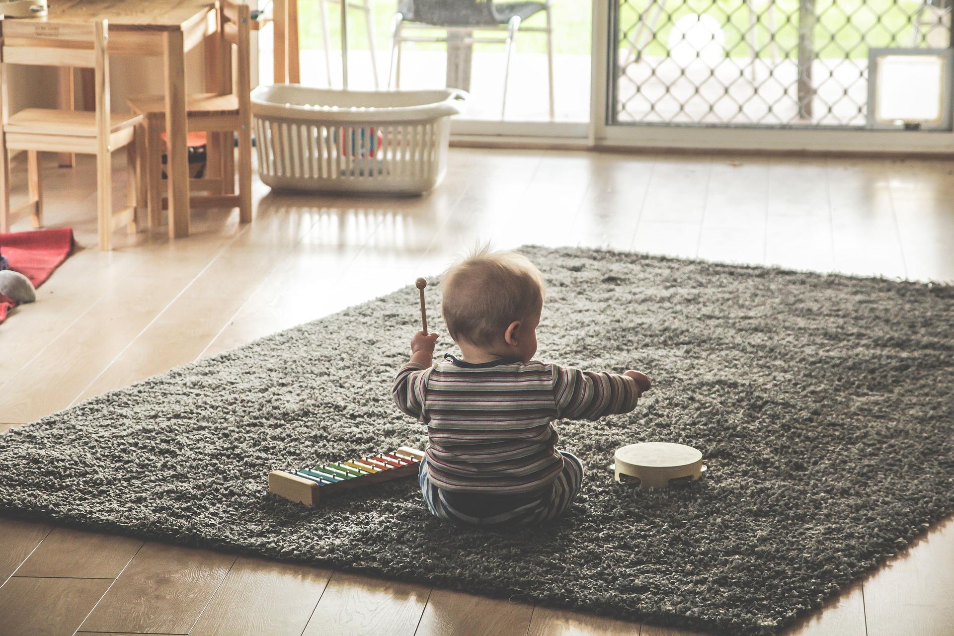 Diviértete haciendo música con Niños Música Instrumentos