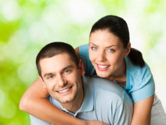 pareja feliz relacion feliz felicidad