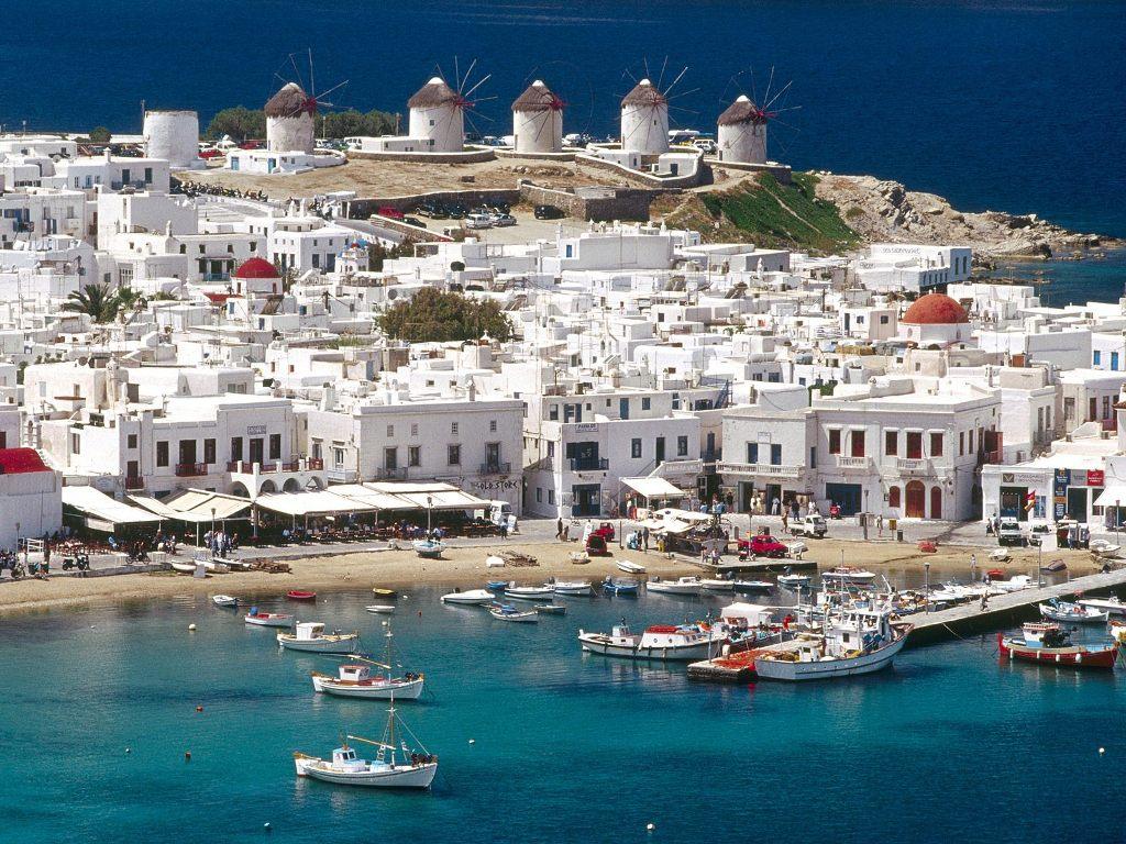 La lamentable situación de Grecia está afectando el turismo