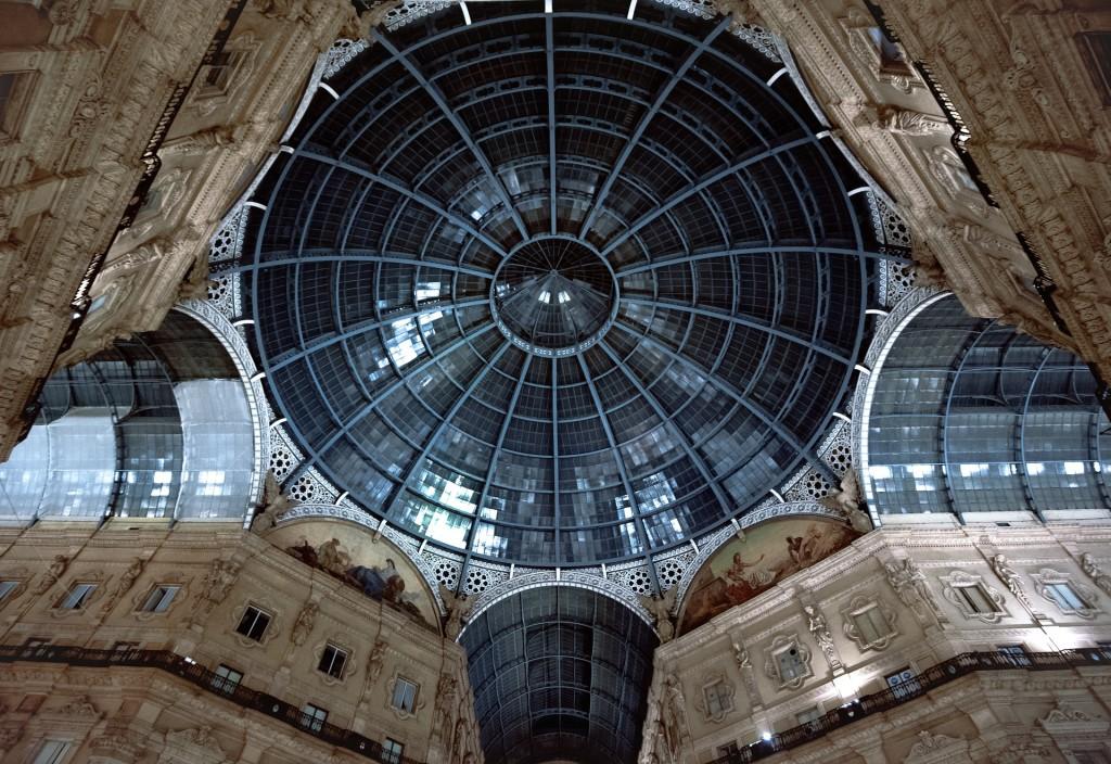 3. La Galería Vittorio Emanuelle II