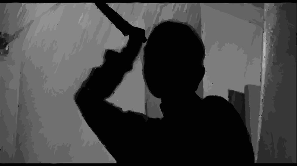 #3. Mira películas de terror