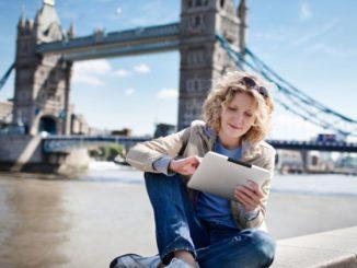 Cómo usar las redes sociales cuando uno se encuentra de viaje