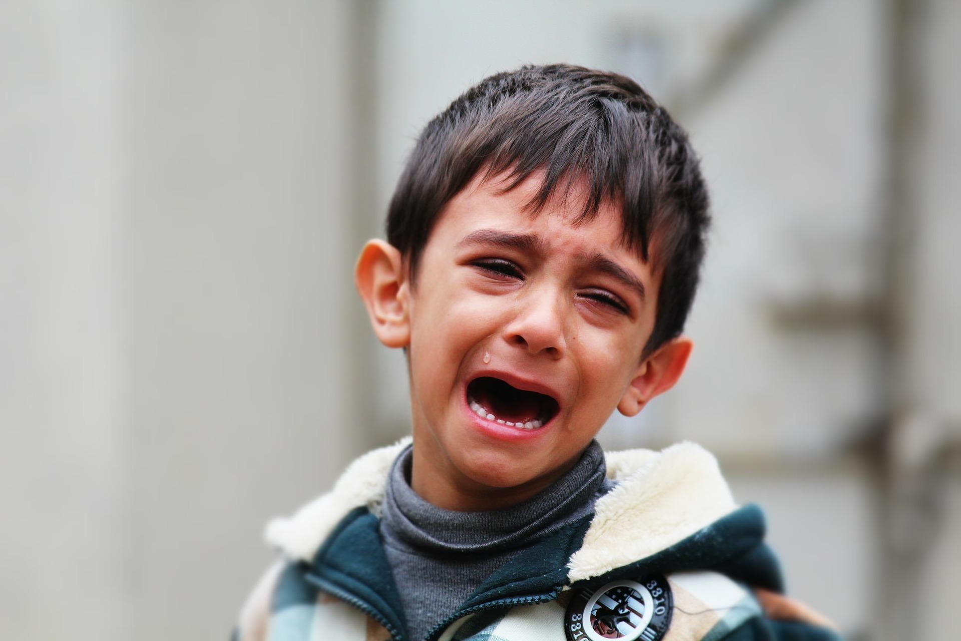 Cómo lidiar con tu hijo cuando está enojado