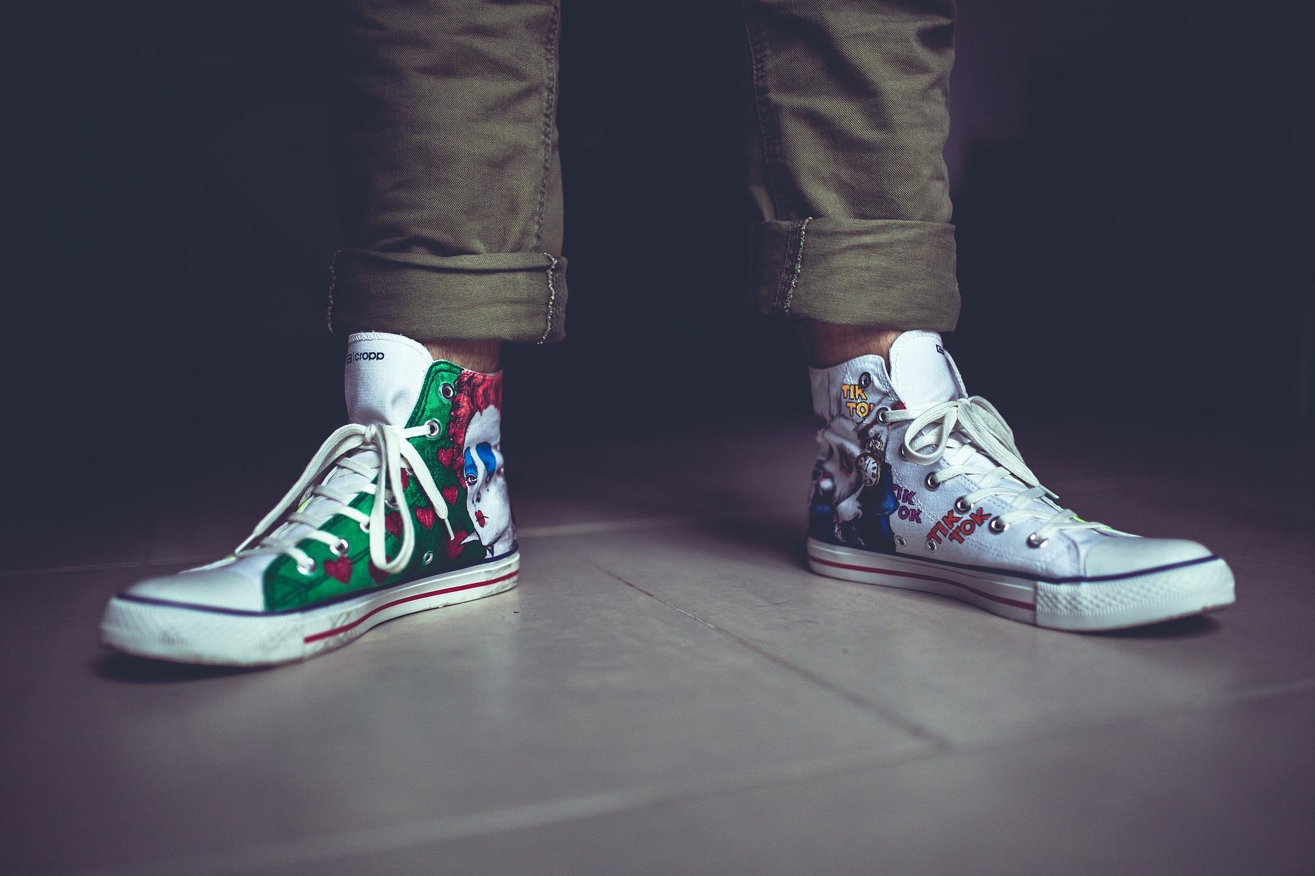 Cambia el diseño de tus zapatillas con ShiftWear