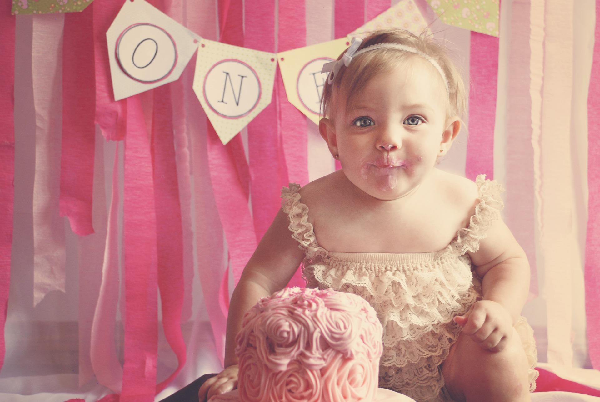 Consejos para celebrar el primer cumpleaños de tu hijo