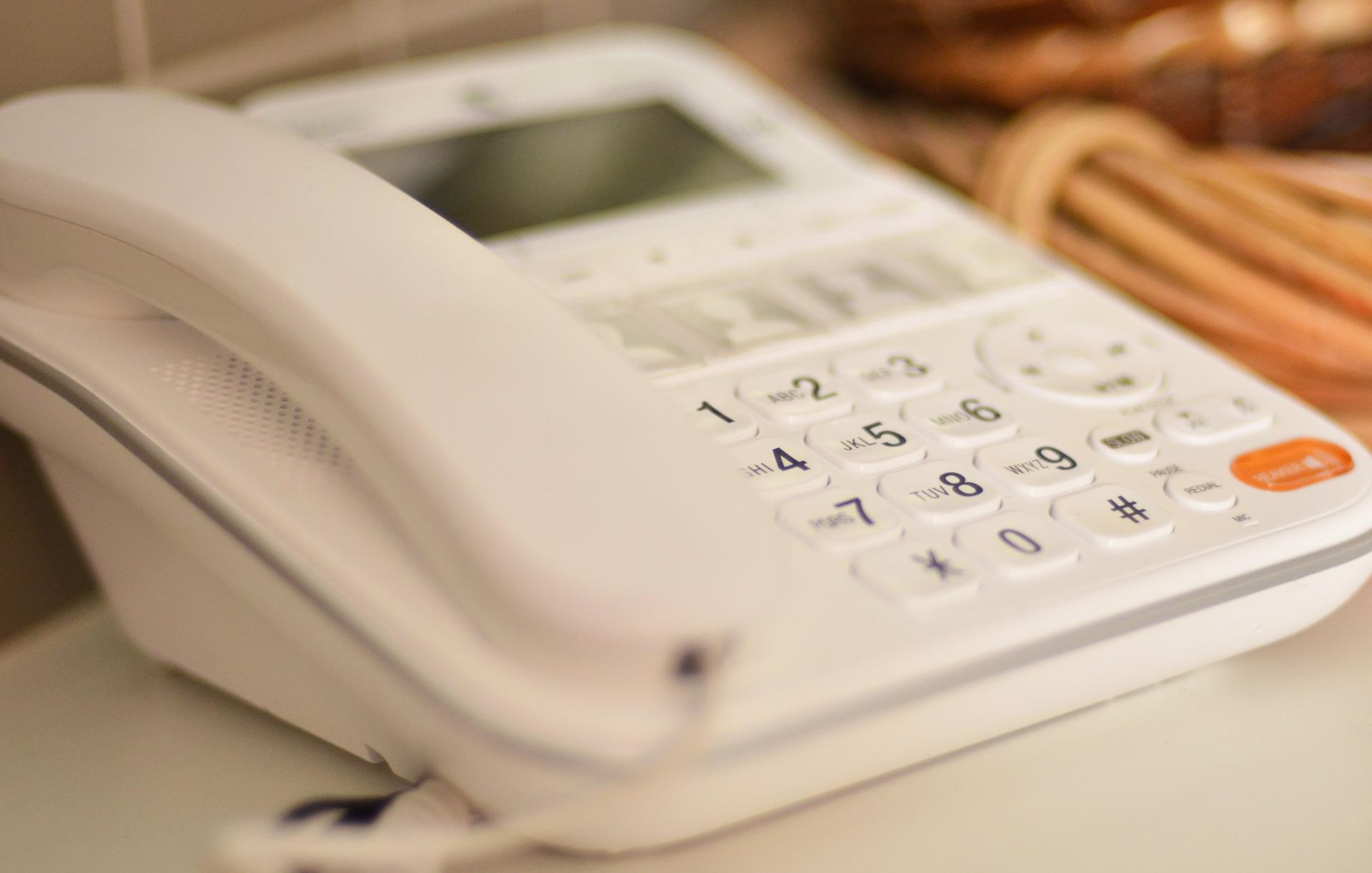 Cómo es el presente de los teléfonos fijos