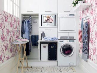 Consejos para decorar el lavadero