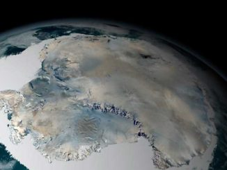 La Antártida produce más hielo que el que pierde