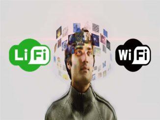 Qué es Li-Fi. Conectados a través de la luz