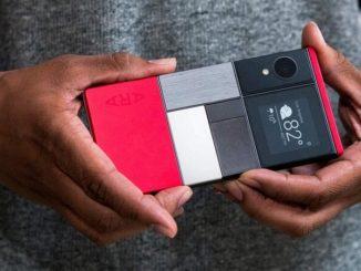 Google prepara un smartphone modular para 2017