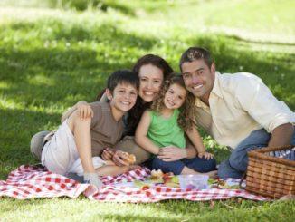 14 ideas económicas para organizar un picnic en familia
