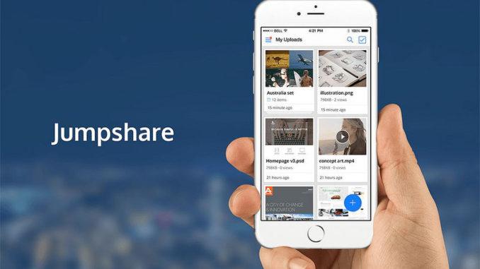 Jumpshare: La mejor herramienta para compartir archivos